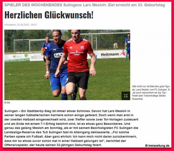 Bezirksliga Hannover 2